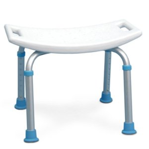 AquaSense-Adjustable-Bath-and-Shower-Chair-with-Non-Slip-Seat-White-0
