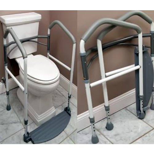 Buckingham Foldeasy Toilet Surround Support Aid