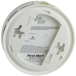 First-Alert-SA710CN-Smoke-Alarm-with-Photoelectric-Sensor-0-0