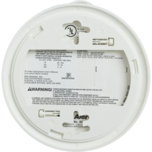 First-Alert-SCO5CN-Battery-Operated-Combination-Carbon-MonoxideSmoke-Alarm-0-0