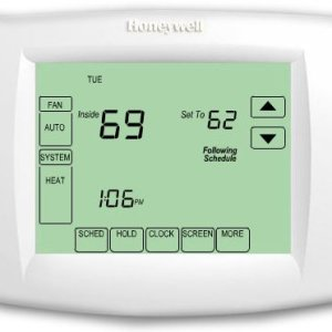 Honeywell 8000 installation instructions pdf