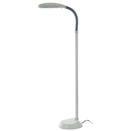 Trademark Global 72 0820 Sunlight Floor Lamp 5 Feet