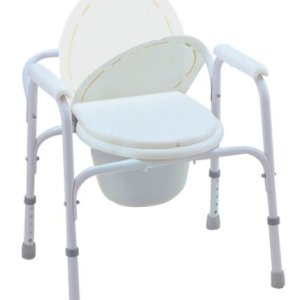 Bedside-CommodeToilet-SeatSafety-Rails-All-in-One-Commode-0