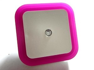 How-Nice-Smart-Sensitivity-Pir-Sensor-Infrared-LED-Night-Light-with-Sensor-Control-Lamp-Pack-of-2-Pink-And-White-0