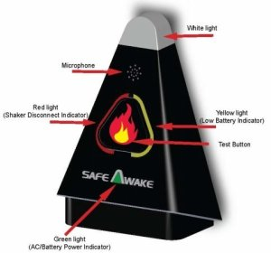 Safe-Awake-Fire-Smoke-Alarm-Aid-Tactile-Notification-Vibration-and-Sound-System-0