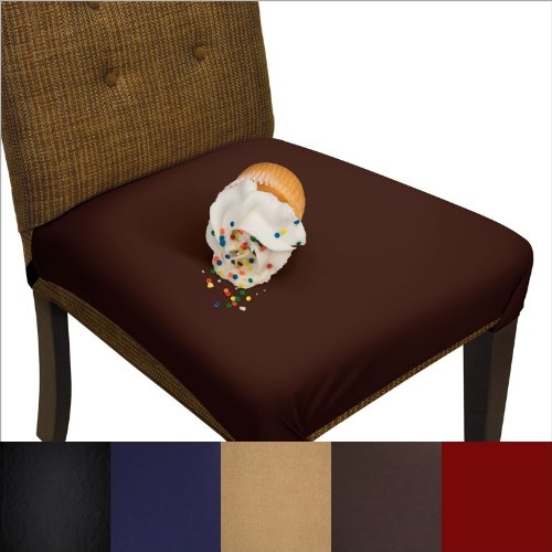 Merveilleux SmartSeat Dining Chair Cover And Protector Pack Of