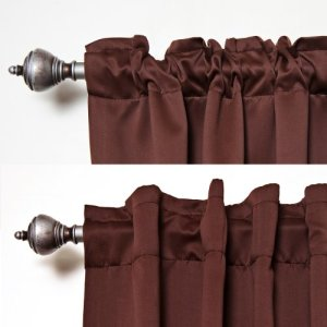 Solid-Thermal-Insulated-Back-Tap-Blackout-Curtain-52W-x-63L-1-Set-Beige-0-5