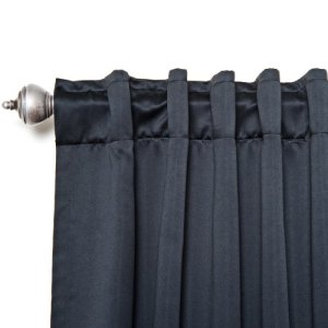 Solid-Thermal-Insulated-Blackout-Curtain-84L-X-52W-1-Set-BLACK-0-2
