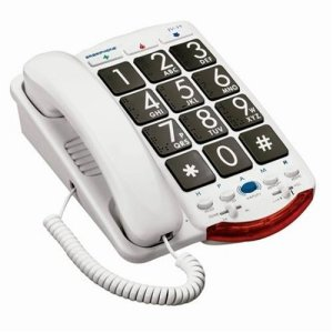 Ameriphone-JV35-Phone-with-37-dB-Amplification-Braille-Characters-and-Talk-Back-White-0
