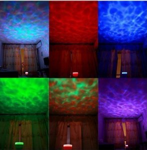 Aurora-Master-Sold-by-Abco-Tech-Multicolor-Ocean-Wave-Light-Projector-12-LED-BLUE-RED-GREEN-MULTICOLOR-MP3-iPhone-Speaker-LED-Night-Light-0-1