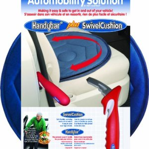 Avin-AI-1004-Automobility-Solution-HandyBar-Red-Swivel-Cushion-0-1