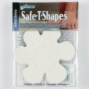 Compac-Select-Safe-T-Shapes-Bathtub-Decals-Daisy-0