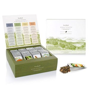 EXCLUSIVE-Tea-Forte-Single-Steeps-Tea-Chest-NEW-ITEM-0