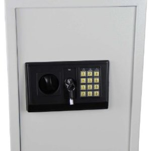 Exacme-Steel-Digital-Electronic-Safe-safety-Security-Lock-Box-for-Home-Office-White-35W-0-3