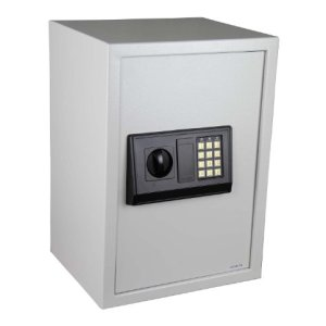 Exacme-Steel-Digital-Electronic-Safe-safety-Security-Lock-Box-for-Home-Office-White-35W-0