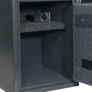 First-Alert-2077DF-Anti-Theft-Safe-with-Digital-Lock-12-Cubic-Foot-Gray-0-2