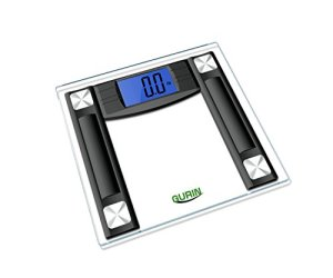 Gurin-High-Accuracy-Digital-Bathroom-Scale-with-43-Display-and-Step-On-Technology-0