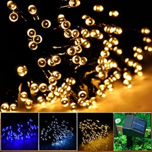 INST-Solar-Powered-LED-String-Light-Ambiance-Lighting-55ft-17m-100-LED-Solar-Fairy-String-Lights-for-Outdoor-Gardens-Homes-Christmas-Party-Warm-White-0