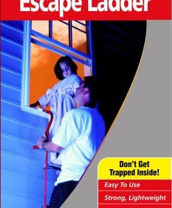 Kidde-KL-2S-Two-Story-Fire-Escape-Ladder-with-Anti-Slip-Rungs-13-Foot-0-2