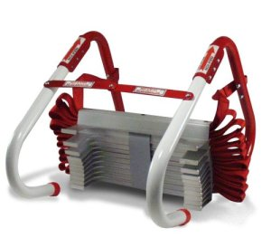Kidde-KL-2S-Two-Story-Fire-Escape-Ladder-with-Anti-Slip-Rungs-13-Foot-0