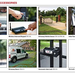 Mighty-Mule-Automatic-Gate-Opener-for-Heavy-Duty-Single-Swing-Gates-for-18-Feet-Long-or-850-Pounds-FM500-0-5
