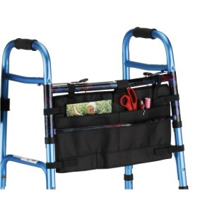 NOVA-Medical-Products-4001BK-Folding-Walker-Bag-Black-0