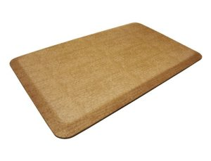 NewLife-by-GelPro-Pebble-Designer-Comfort-Mat-20-Inch-by-32-Inch-Caramel-0