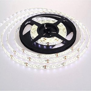 Triangle-Bulbs-3528-IP65-White-60L-Pure-White-LED-Strip-Light-Waterproof-LED-Flexible-Light-Strip-12V-with-300-SMD-LED-0