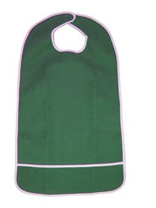 Waterproof-Terry-Cloth-Adult-Bib-w-Velcro-Closure-and-Crumb-Catcher-0