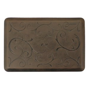 Wellness-Mats-Wellness-Mats-Motif-PMB32WMR-Bella-Anti-Fatigue-Mat-Antique-Dark-Polyurethane-0