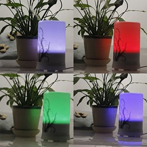 100ml-Aromatherapy-Essential-Oil-Purifier-Diffuser-Air-Humidifier-with-4-Timer-Settings-Colors-Changing-Light-Dandelion-Pattern-0