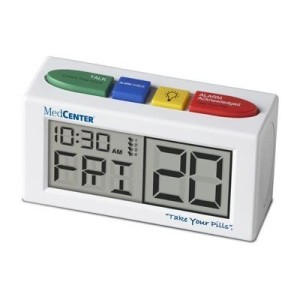 Medcenter-Talking-Alarm-Clock-And-Medication-Reminder-0
