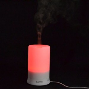 Samyo-100ml-Aromatherapy-Essential-Oil-Purifier-Diffuser-Air-Humidifier-with-4-Timer-Settings-6-Colors-Changing-Light-0-4