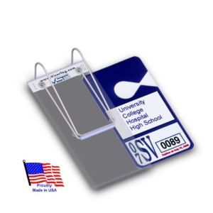 Visortag-for-standard-parking-tag-from-JL-Safety-The-Ideal-Way-to-Protect-Display-Swing-Away-a-Parking-Permit-Placard-Best-Placard-Cover-and-Protector-on-the-Market-Dont-Settle-for-a-Cheap-flimsy-Cove-0